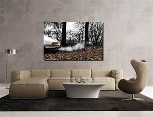 Cadre Plexiglas Grand Format : tableau plexi voiture porsche cars and roses ~ Teatrodelosmanantiales.com Idées de Décoration