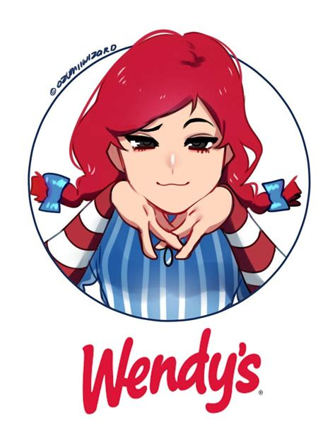 siege mcdonald for some reason i enjoy drawing smug wendy 39 s