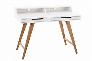 Design Schreibtisch Weiß : schreibtisch eaton wei eiche tisch sekret r holz b rotisch computertisch neu ebay ~ Heinz-duthel.com Haus und Dekorationen