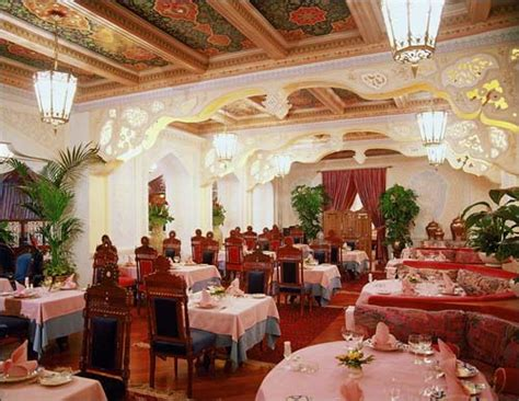Moscow Dining