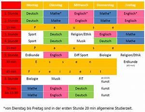 Unter Der Woche Englisch : gebundener ganztag realschule zusmarshausen ~ Watch28wear.com Haus und Dekorationen
