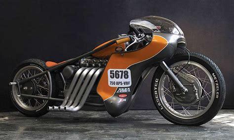 Кастом мотоцикл Nimbus Type C «odin's Fury» от Gonzo