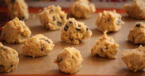 savoir cuisiner cookies moelleux aux pépites de chocolat ma p 39 tite cuisine