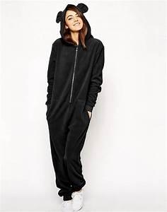 Combinaison Pyjama Homme Polaire : combinaison pyjama homme asos ~ Mglfilm.com Idées de Décoration