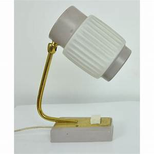 Lampe de chevet années 50 60
