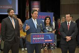 Florida Gov. Ron DeSantis defies GOP orthodoxy with drug importation plan