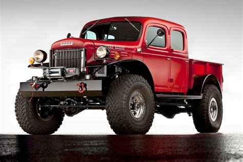 1947 Dodge Power Wagon For Sale #2108619