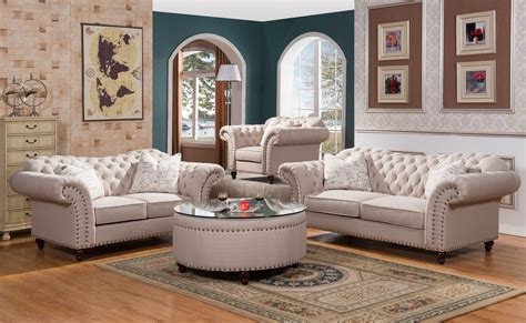 Sofa Or Loveseat by Walton Classic Sweetheart Button Tufted Sofa Loveseat