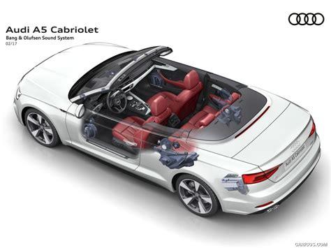 Audi Cabriolet Bang Olufsen Sound System