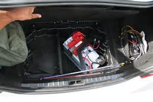 2008 BMW 328I Battery Location