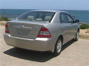 Nairobimail  Toyota Corolla Nze121 2004 Model
