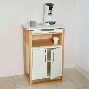 Meuble Cuisine Desserte : desserte de cuisine professionnelle design meuble cafetiere de bureaux ~ Teatrodelosmanantiales.com Idées de Décoration