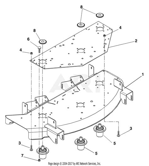 gravely    hp bs  mower parts
