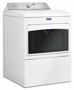 Maytag 7 4 Cu  Ft  Large Capacity Electric Dryer With