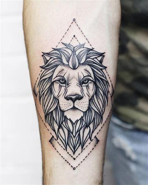 1001 + Idées En Photos De Tatouage Lion  Inspirezvous De