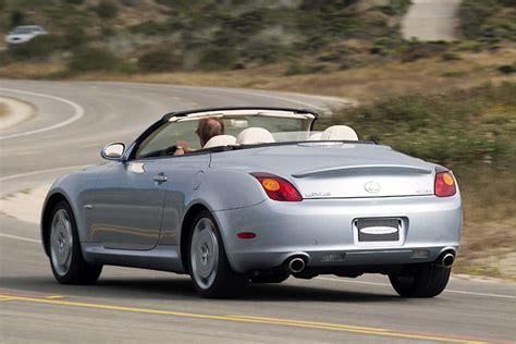 lexus cars back 2004 lexus sc 430 overview cars com