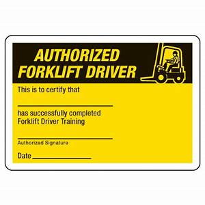 certification photo wallet cards authorized forklift With forklift licence template
