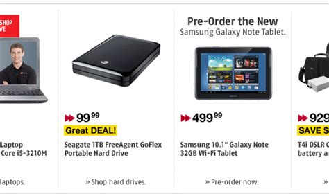 samsung galaxy note 10 1 goes up for pre order 32gb wi fi priced at 499 99 mobilesyrup