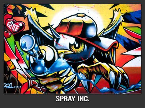 Graffiti :  Tapety Na Pulpit
