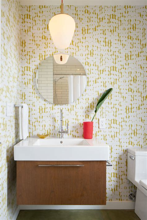 reasons  love bathroom wallpaper