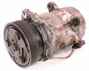 Ac Compressor Vw Jetta Golf Mk4 Beetle Audi Tt Mk1 Genuine
