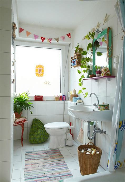 Plants In Bathroom Images by 40 Stylish Small Bathroom Design Ideas Decoholic
