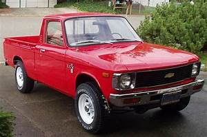 Adem 24 1980 Chevrolet Luv Pick