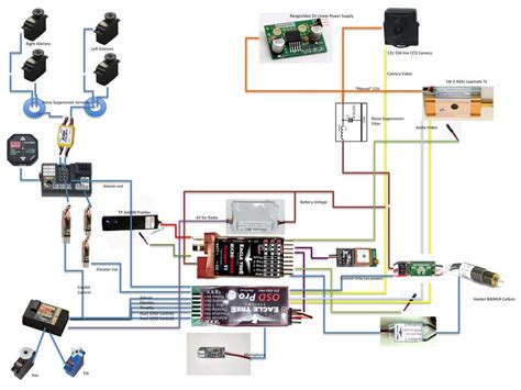 Rc Receiver Wiring Diagram by Osd Pro From Eagle Tree Rth Ahi Waypoints Variometer