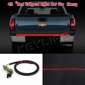 48 U0026quot  Led Tailgate Strip Tail Light Turn Signal Brake Light