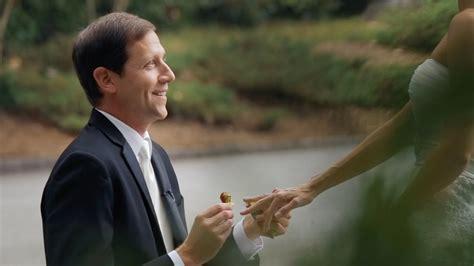 ring pop proposal story atlanta ga wedding video