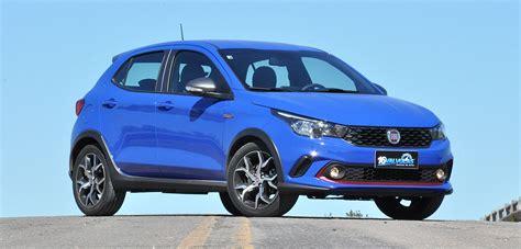Fiat Test by Test Dirve Nuevo Fiat Argo