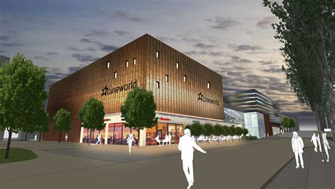 Place North West   Revised plans submitted for ...