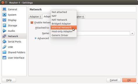 emulate  network  virtualbox open source