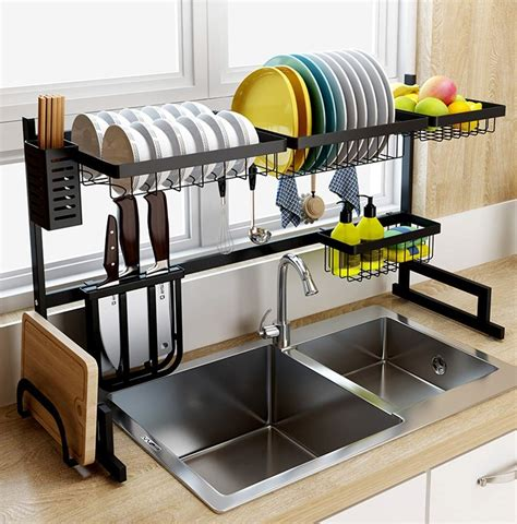 Cool Product Alert Duck Shaped Colander Set by Product Of The Week Dish Rack Sink