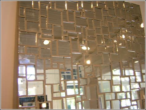 Self Adhesive Mirror Wall Tiles Tiles : Home Design Ideas
