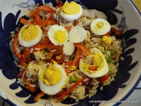salade camarguaise les bons restaurants