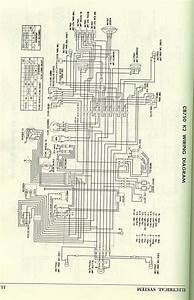 1971 Honda 750 Four K 1 Wiring Diagram