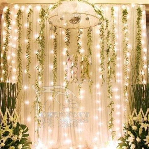 wedding curtain lights outdoor 10m 3m 1000 led new year string wedding curtain lights 220v 110v ebay