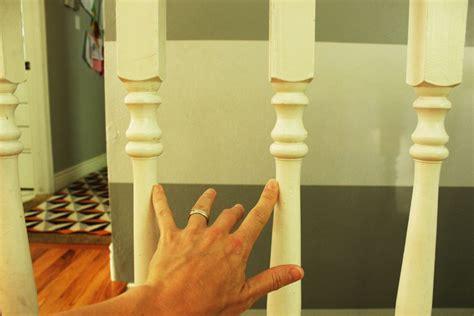 diy stair handrail  industrial pipes  wood