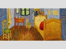 Van Gogh The Bedroom - GrabImage