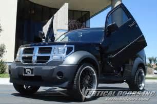 2007 Dodge Nitro Custom