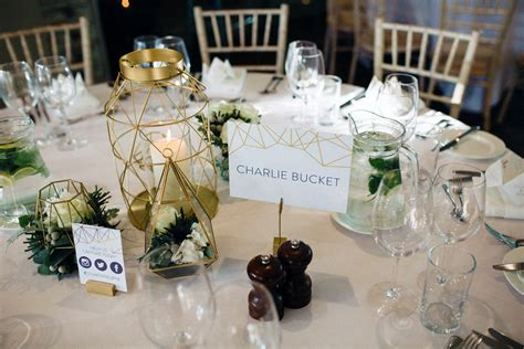 32 creative ideas for wedding table names the foil