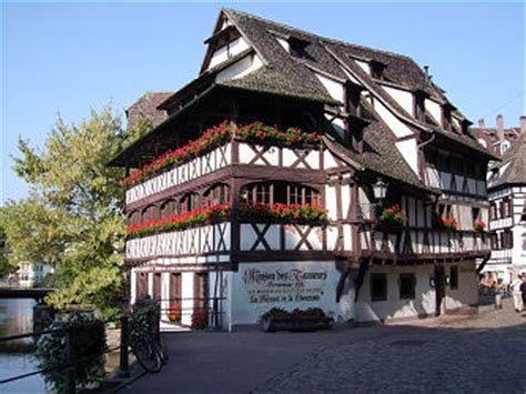 maison des tanneurs www strassburg eu