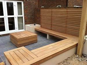 How To Build A Bench Seat With Storage On A Deck