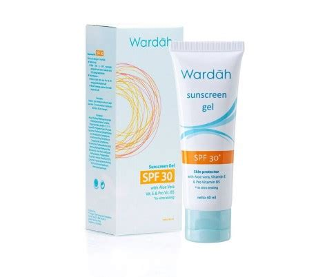 halal cosmetics singapore wardah sunscreen gel spf 30 more brands available wardah makeover