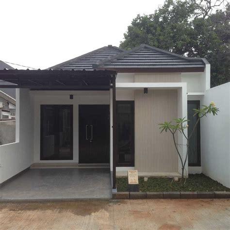 contoh desain denah rumah modern minimalis terbaru