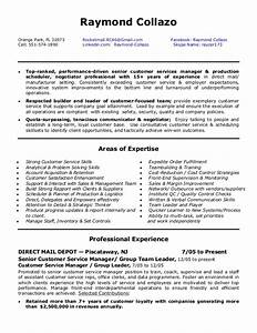 Sr client service manager resumepdf for Client services resume