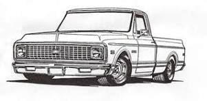 chevy truck clipart clipground