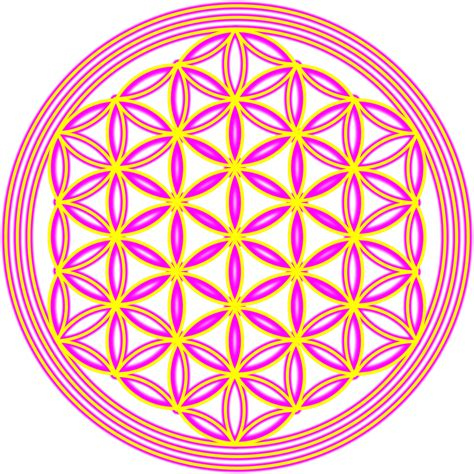 blume des lebens ausdrucken symbol blume des lebens