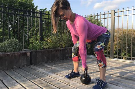 kettlebell loss fat complex workout